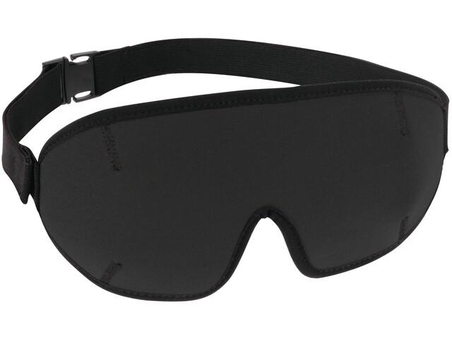 Eagle Creek Easy Blink Maschera protettiva occhi, nero